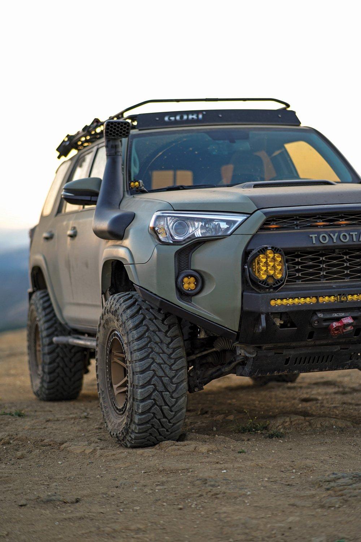 "Expedition Overland 2018 Toyota Tundra ""Trinity"""