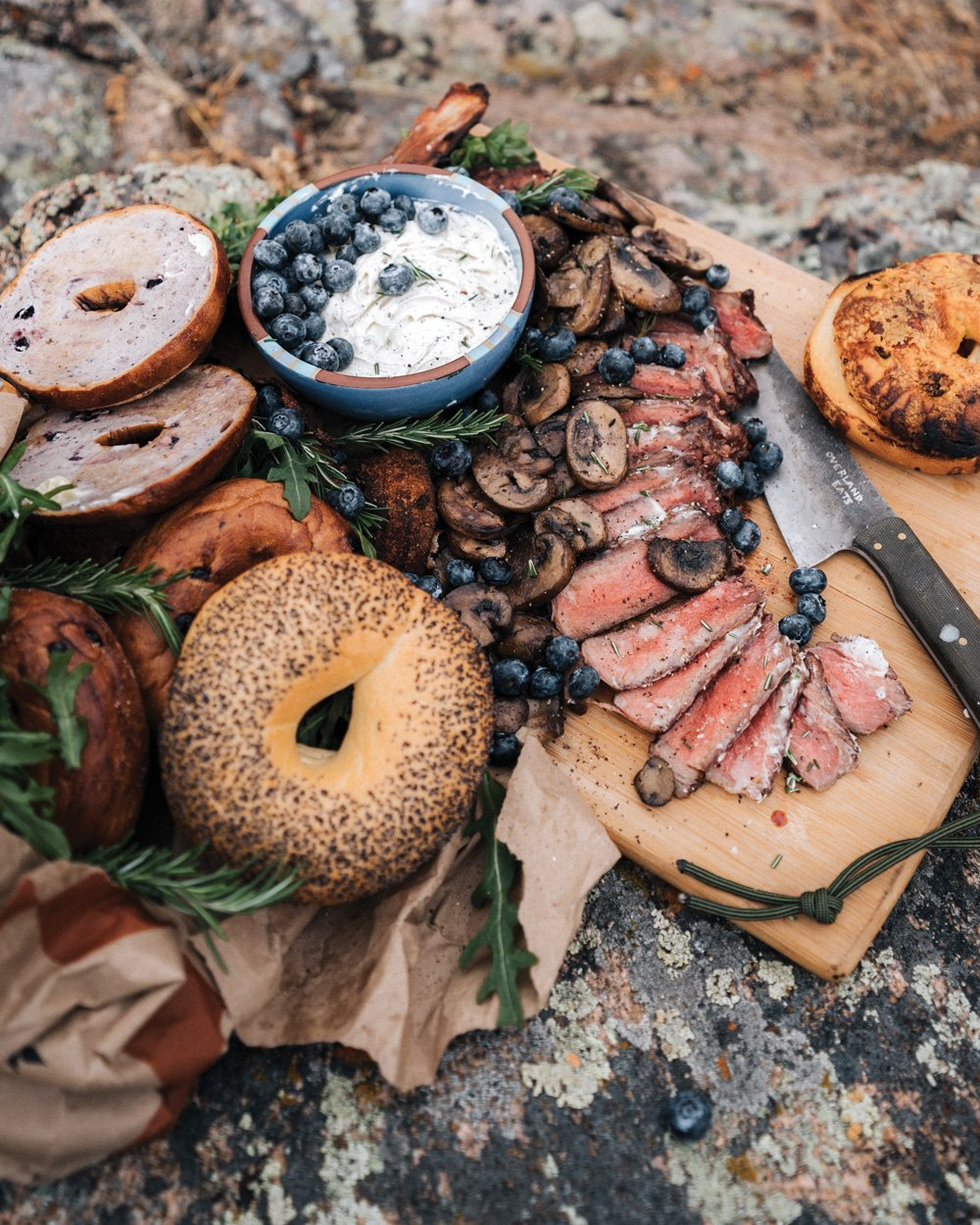 Presentation is not ignored with Overland Eats