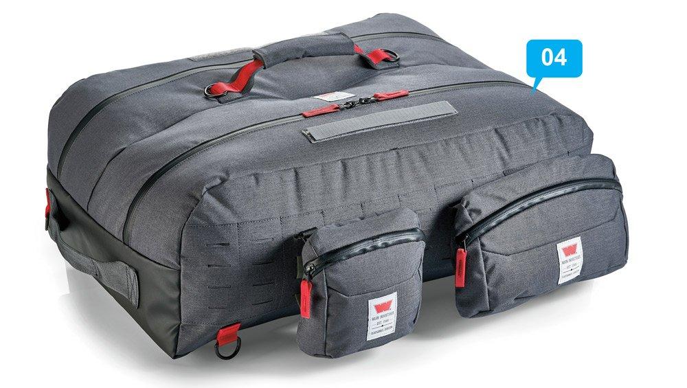 Warn Epic Modular Duffle off-road essentials