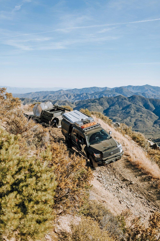 Traveling 675-milelong Arizona Peace Trail