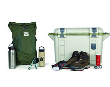 Hiking and Campsite Supplies