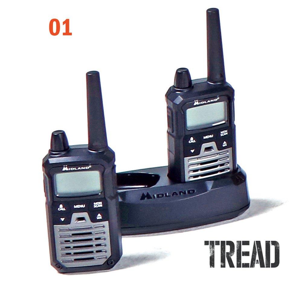 Midland/X-TalkerT290VP4 Two-Way Radio