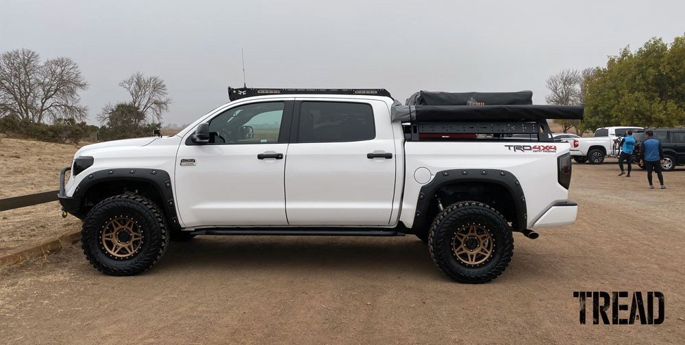 2017 Toyota Tundra is dialed in for adventuring