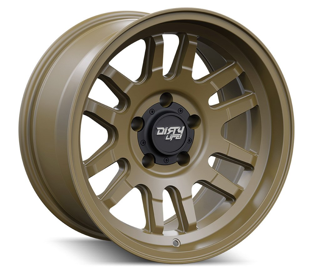 Dirty Life Race Wheels Canyon