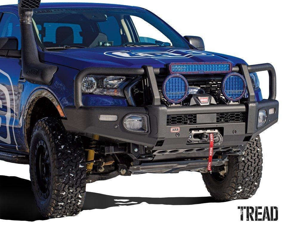 ARB USA/ARB Summit Bumper for Ford Ranger