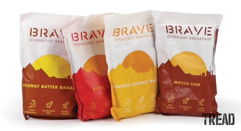 Brave/Overnight Breakfast