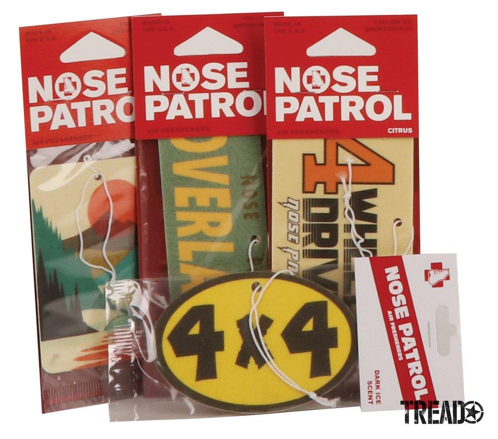 Nose Patrol/Air Fresheners